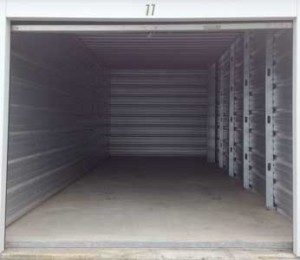 Abby's Self Storage 10' x 10' Unit