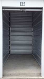 Abby's Self Storage 5'x10' Unit